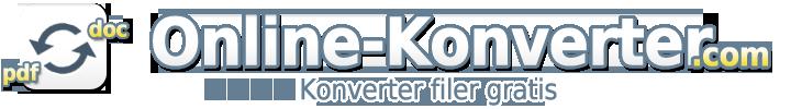 Konverter alle filer og dokumenter - Online-Konverter.com